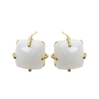White onyx Earrings